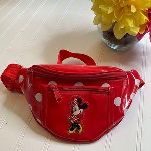 Minnie Mouse Disneyland Fannie Pack